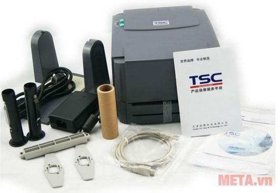 Máy in tem mã vạch TSC TTP-244 Pro