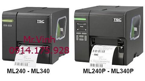 Phân phối máy in TSC ML240 chính hãng Toàn Quốc