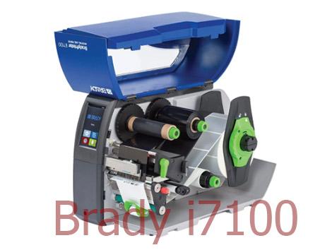 Máy In Nhãn Công Nghiệp Brady I7100 300dpi