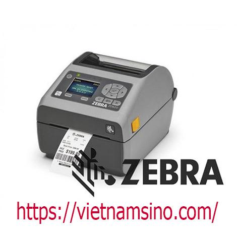 Máy in mã vạch Zebra ZD620 203dpi