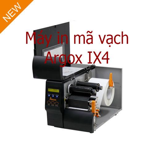 Máy in tem công nghiệp Argox ix4