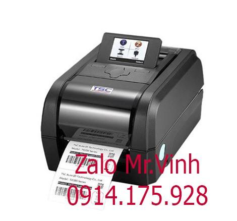 Máy in mã vạch TX600 600dpi