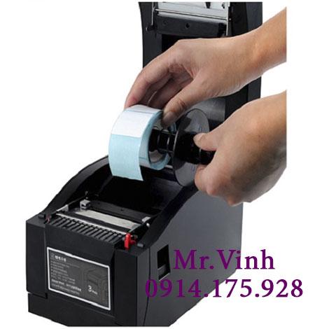 Máy Xprinter XP350B giá rẻ