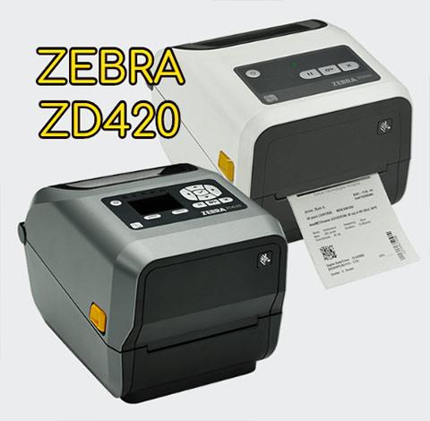 Zebra ZD420 chính hãng
