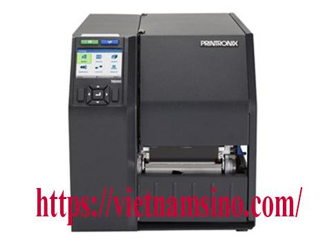 máy in nhãn công nghiệp Printronix T8204