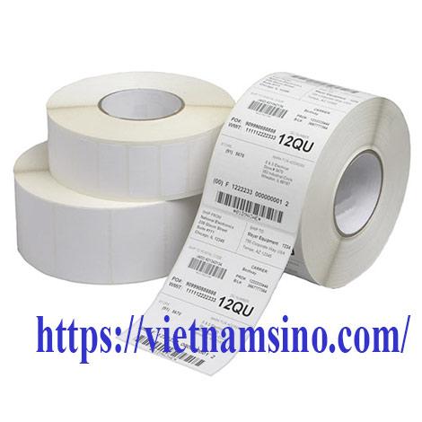 Vật liệu giấy in tem nhãn