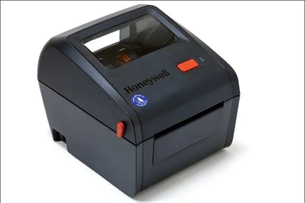 Máy in mã vạch mini Honeywell PC42d