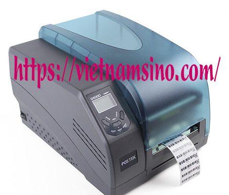 POSTEK G6000 là máy in để bàn giá rẻ, bền đẹp