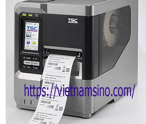 Máy in mã vạch TSC MX240P bán ở Đồng Nai