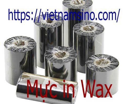 Mực in tem Wax giá rẻ bán tại Bình Dương