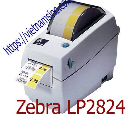 Zebra LP2824 chính hãng giá rẻ, hàng Mỹ