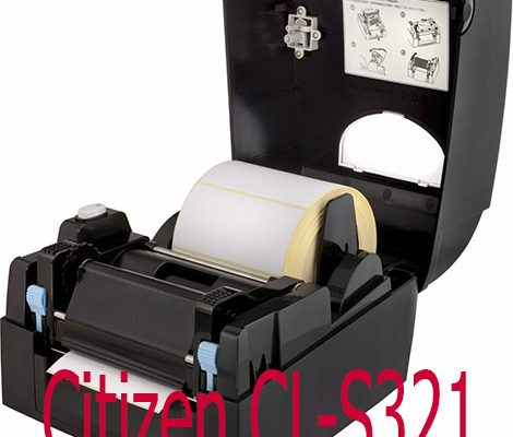 Bán máy in mã vạch Nhật Bản Citizen CL-S321