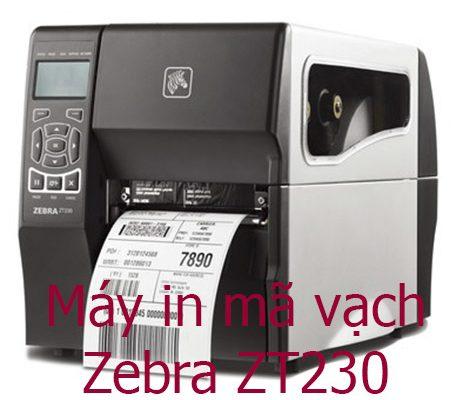 Bán máy in tem nhiệt Zebra ZT230 USA