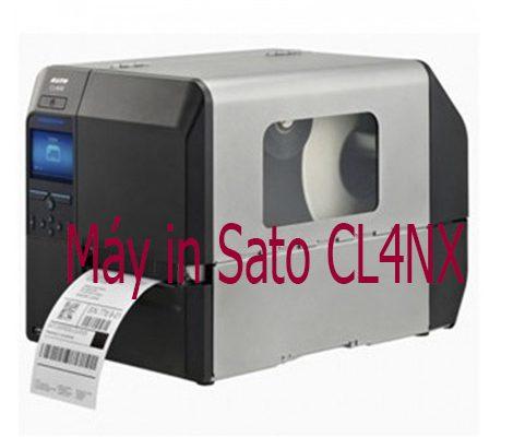 Máy in Sato CL4NX 305dpi chính hãng