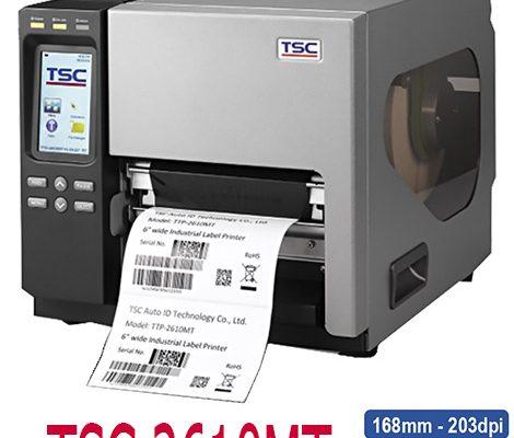 Máy in TSC 2610MT Đài Loan giá rẻ, bao test