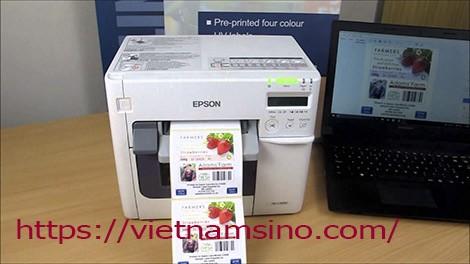 Máy in màu Epson C3500