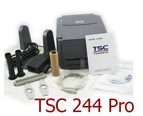 Máy in mã vạch TSC 244 Pro giá rẻ 2020