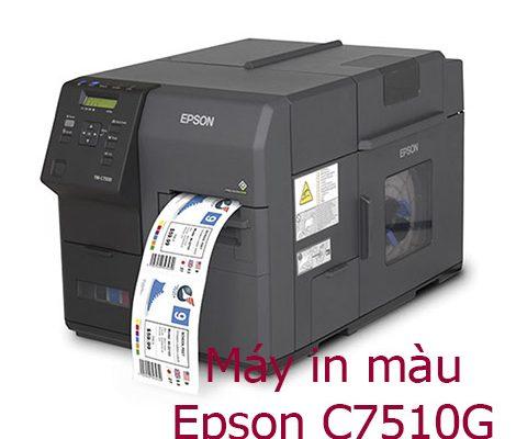 Máy in nhãn Epson C7510G (nhanh, đẹp) giá rẻ