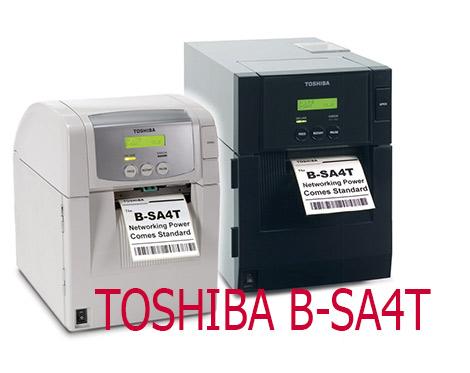 Máy in tem Nhật TOSHIBA B-SA4T giá rẻ 2020