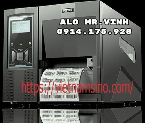 Mua máy in tem Postek giá rẻ, vận hành ổn định