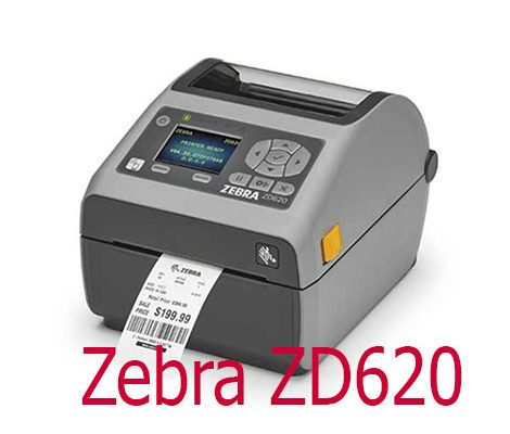 Zebra ZD620 203dpi giá rẻ, chính hãng nên mua