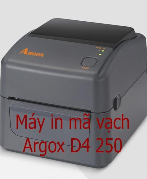 Argox D4 250 giá rẻ nhất thị trường