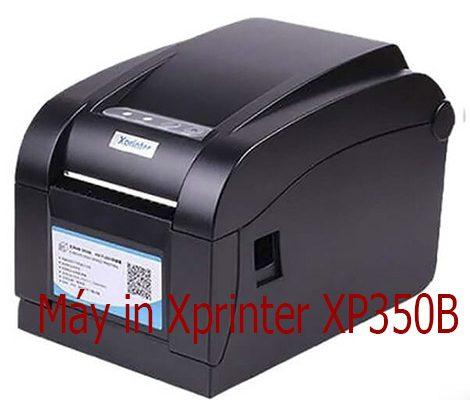 Máy Xprinter XP350B giá rẻ được dùng nhiều nhất