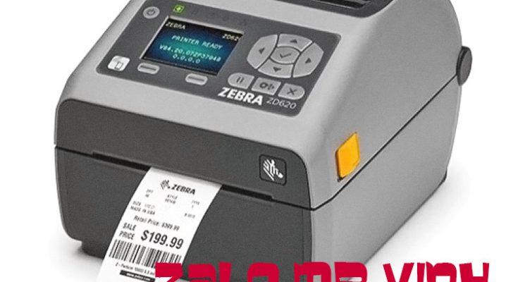 Máy in để bàn Zebra ZD620 chính hãng nên mua