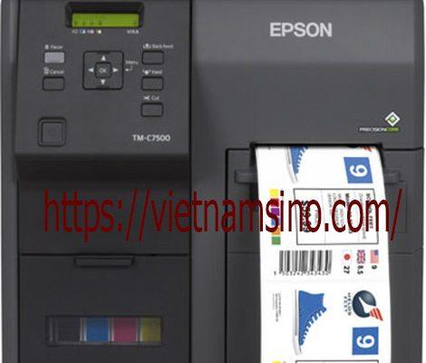 Máy in màu Epson C7500 giá rẻ 2020