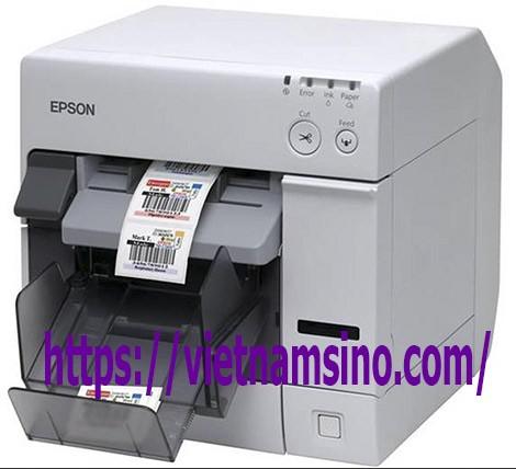 Máy in màu Epson TM-C3400