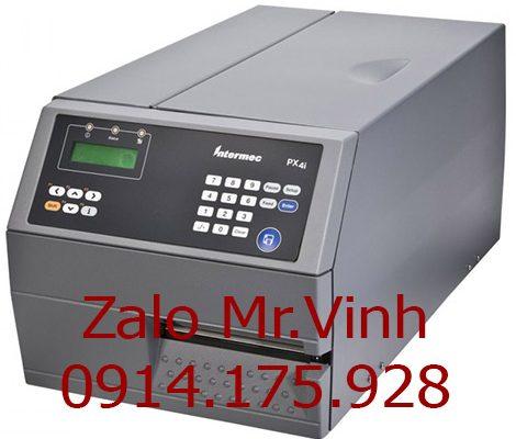 Mua máy in barcode Intermec PX4i tại Bình Dương