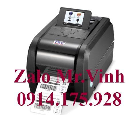 TSC TX600 giá rẻ, chuyên in mã vạch nhỏ, sắc nét