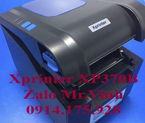 Xprinter XP-370B giá rẻ, đáng mua nhất 2020