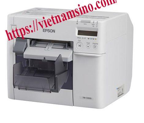 Epson TM C3500 hiệu suất cao, tiết kiệm chi phí