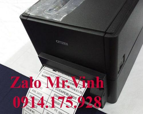 Máy in Citizen CL-E331 độ phân giải cao