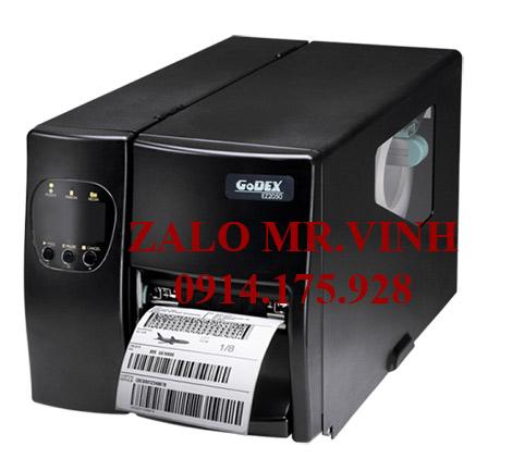 Máy in Godex EZ2150 giá cả phải chăng
