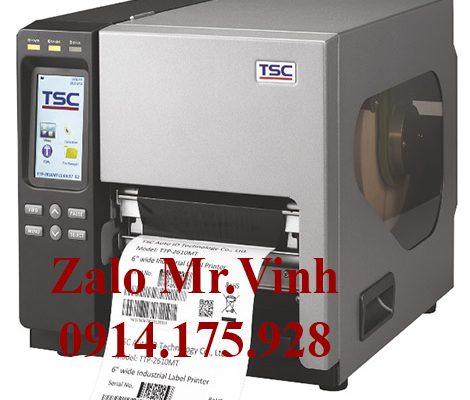 Máy in TSC TTP-346MT 300dpi chính hãng