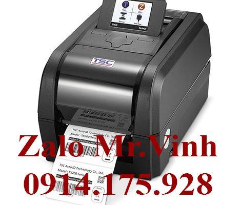 Máy in TSC TX600 giá tốt, bảo hành chính hãng