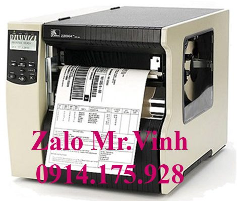 Máy in Zebra 220xi4 nhập khẩu chất lượng cao
