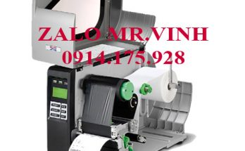TSC TTP-2410MU là máy in công nghiệp giá tốt