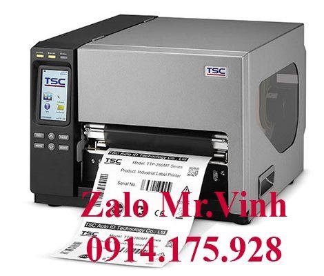TSC TTP-384MT là máy in công nghiệp tốc độ cao