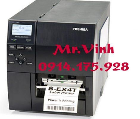 Bán máy in Toshiba TEC B-EX4T3 tại Đồng Nai
