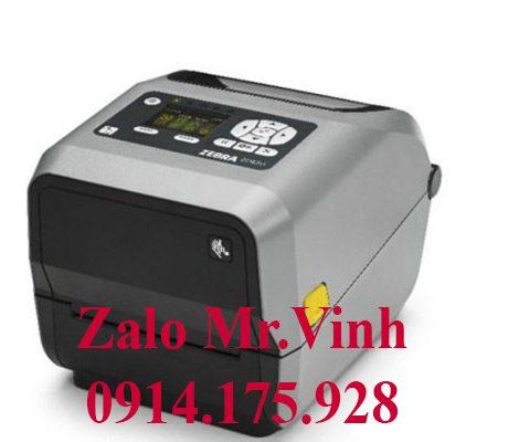 Máy in để bàn dòng Zebra ZD620 chính hãng