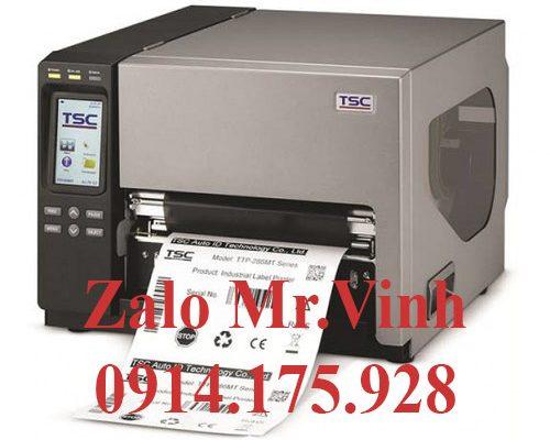 Máy in TSC 384MT in Nhanh, Giá Tốt