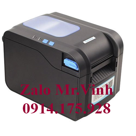 Máy in Xprinter XP370B giá rẻ, bảo hành chính hãng