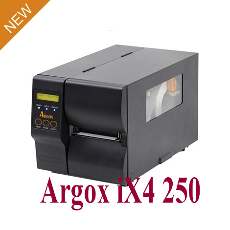 Máy in nhãn mã vạch công nghiệp Argox ix4-250