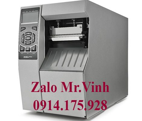 Máy in tem Zebra ZT510 giá rẻ chính hãng Mỹ
