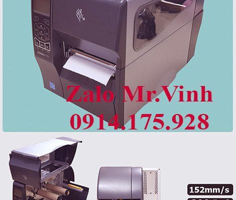 Zebra ZT230 là máy in mã vạch của Mỹ