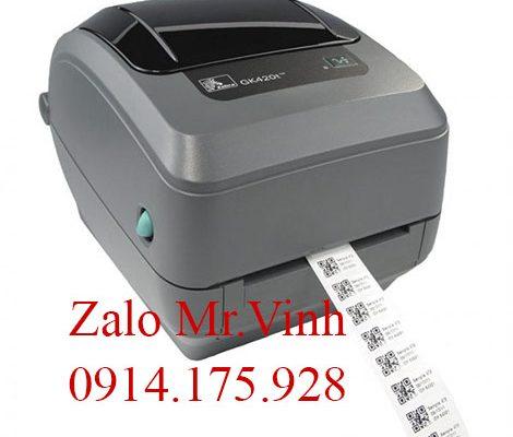 Chọn máy in tem Zebra giá rẻ, chất lượng cao