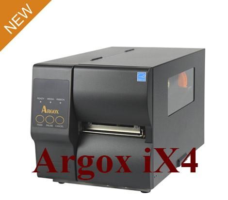 máy in mã vạch Argox iX4